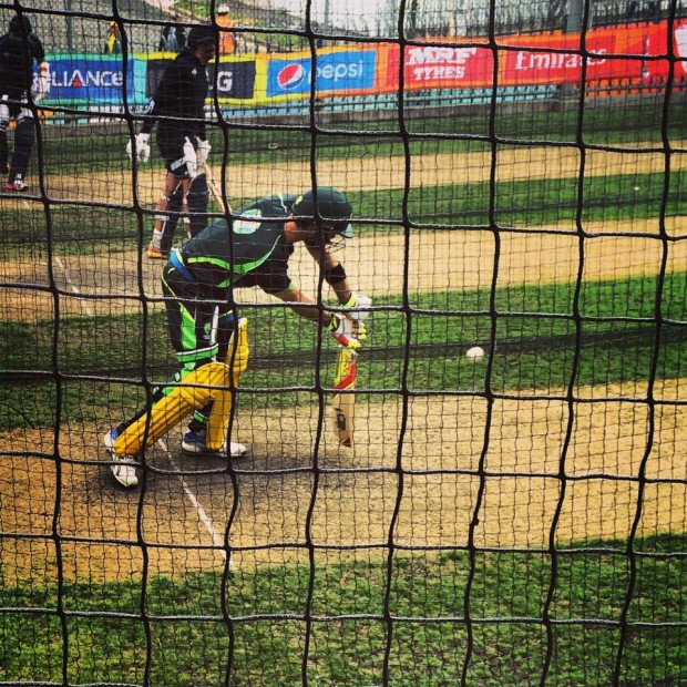 Maxwell during Net Session