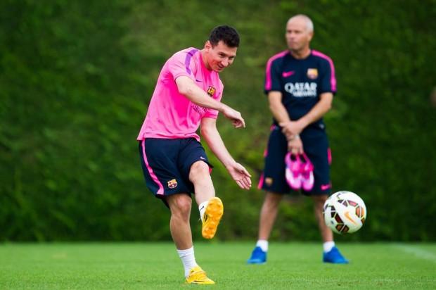 in Practice for La Liga