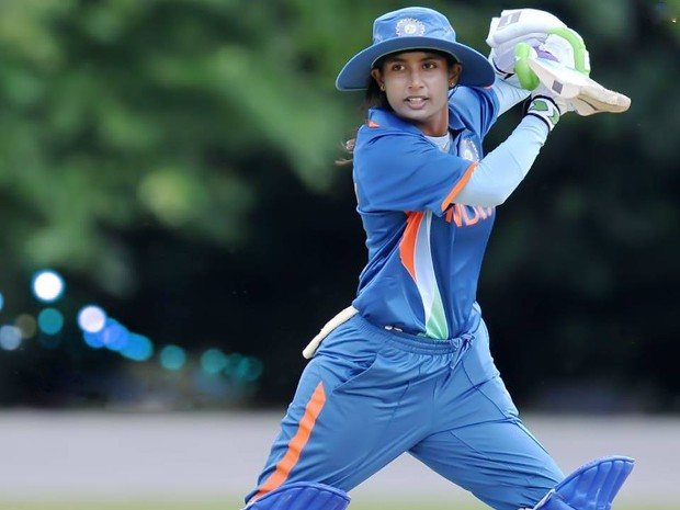 Mithali Raj captain of the Indian Women's cricket team