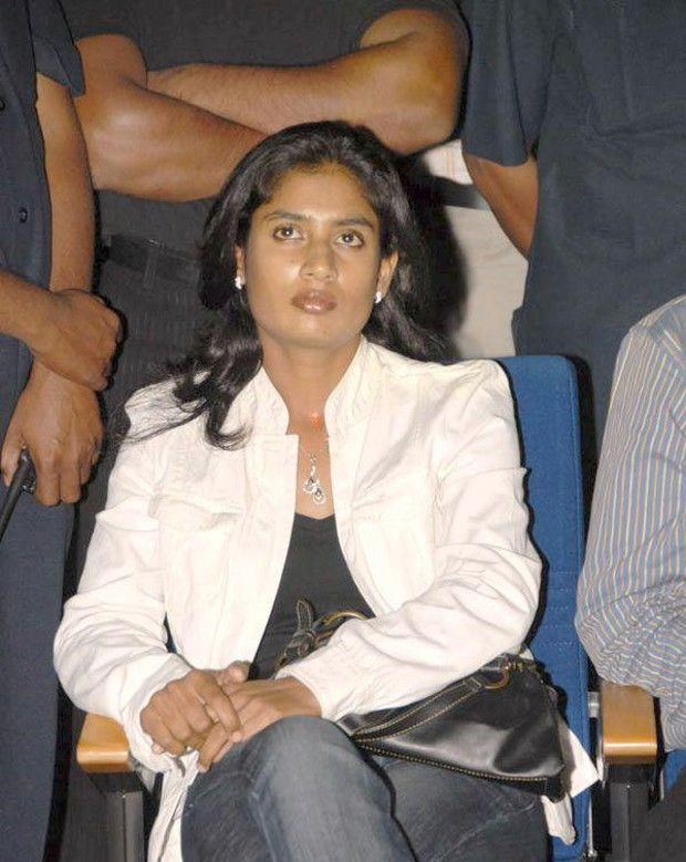 Mithali Raj At a Function