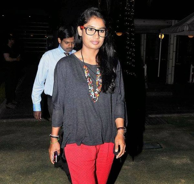 Mithali Raj at Private party