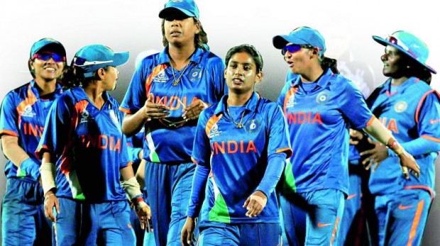 Mithali Raj and Her Team