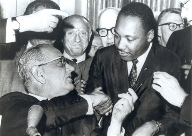 Dr. Martin Luther King, Jr. and Dr. Robert S. Hayling