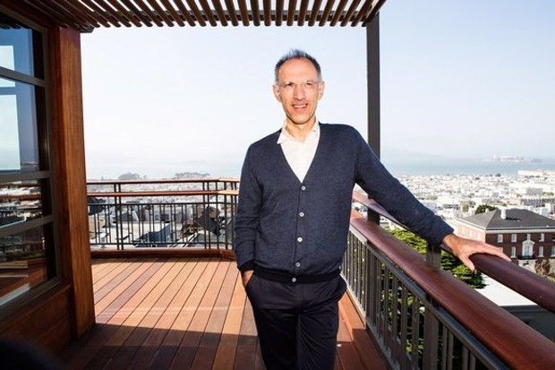 Michael Moritz One of Silicon Valley's Most Successful Investors