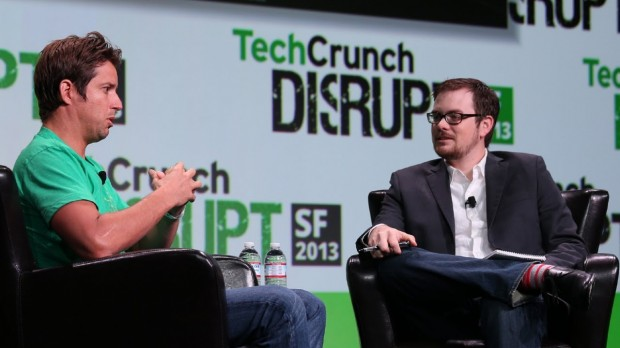 Nicholas Woodman at TechCrunch Disrupt