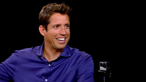 GoPro's CEO and Founder Nicholas Woodman