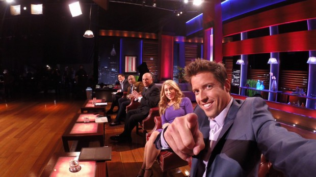 Nick Woodman in Television show Shark Tank