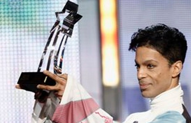 BET honored Prince with Lifetime Achievement Award