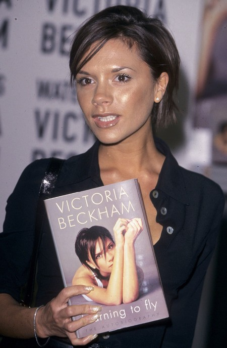 Victoria Beckham Book Learning to fly