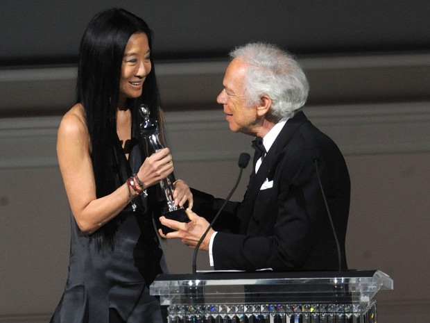 Vera Wang receives Geoffrey Beene Lifetime Achievement Award