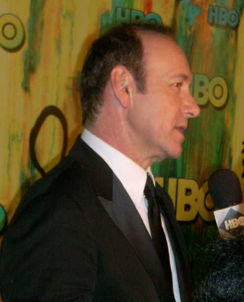 Spacey At HBO Post Emmys Party