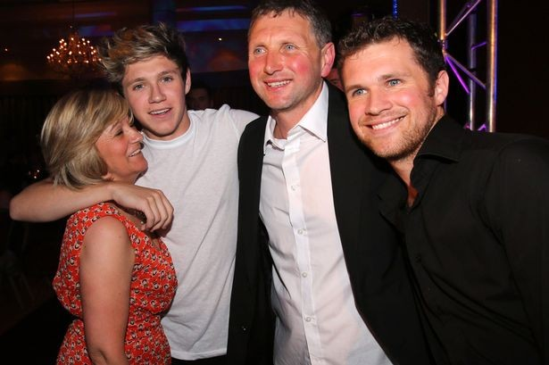 Niall Horan Family