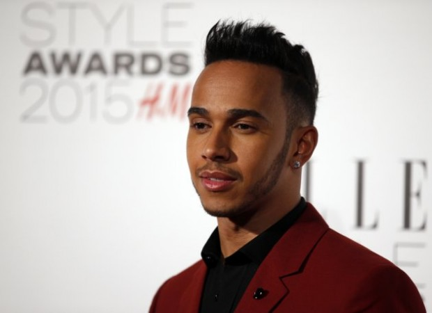 Lewis Hamilton At The Elle Style Awards
