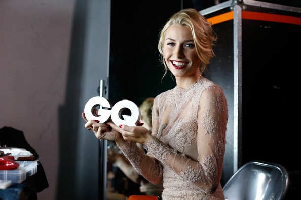 Lena At The GQ Men Of The Year Award