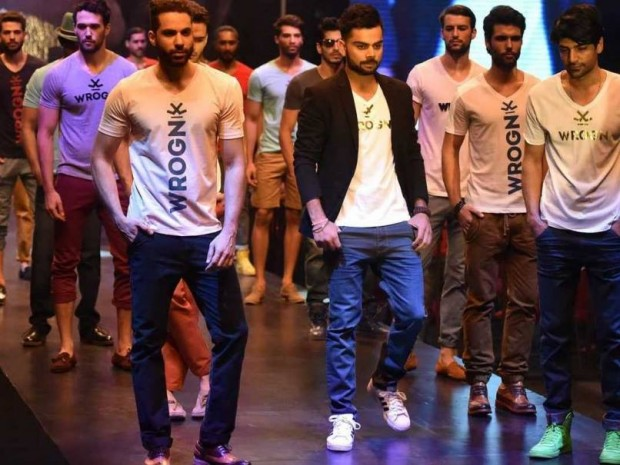 Kohli on WROGN Ramp