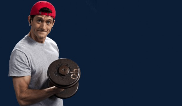 Paul Ryan At Wotkouts