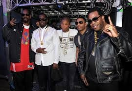 Snoop Dogg, Diddy, Pharrell, Nelly, And Busta Rhymes