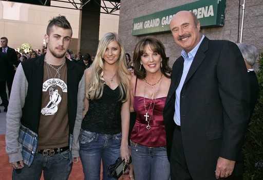 Robin Mcgraw, Phil McGraw, Jordan McGraw