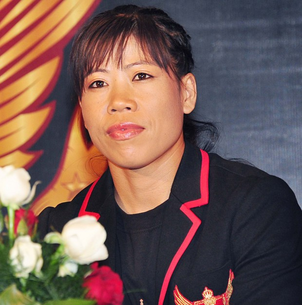 Mary Kom On International Day Of Rural Women