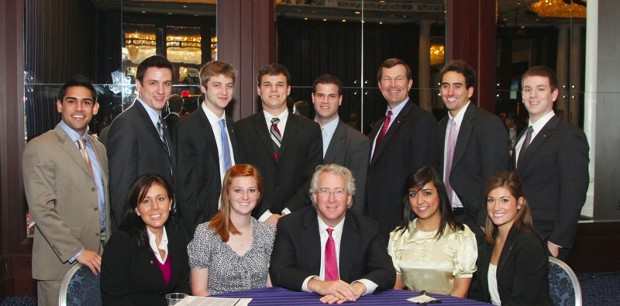 Aubrey McClendon at  University of Oklahoma