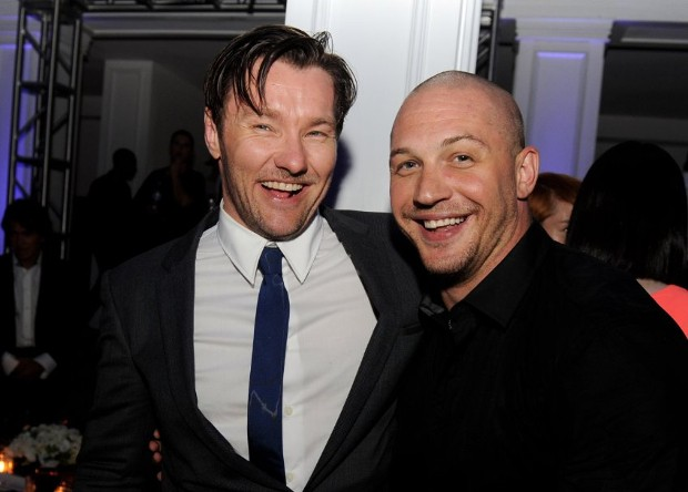Joel Edgerton and Tom Hardy