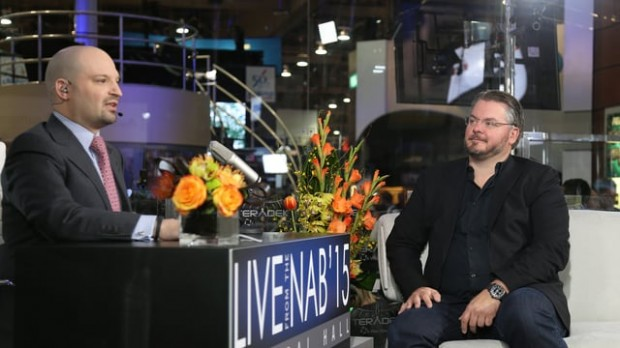 Vincent Laforet During NAB 2015