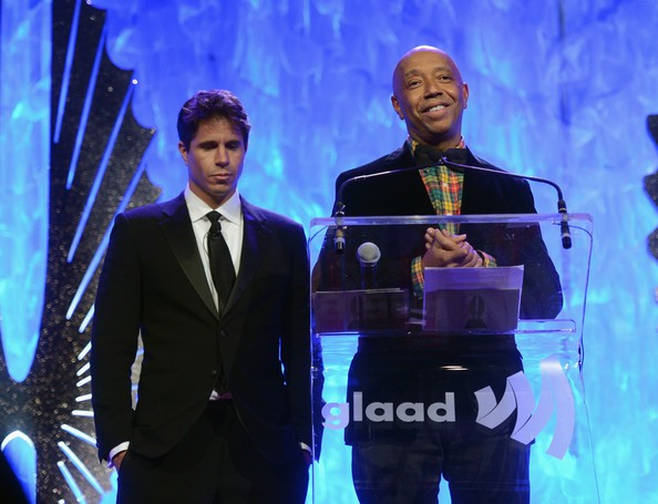Russell Simmons at 24th Annual GLAAD Media Awards