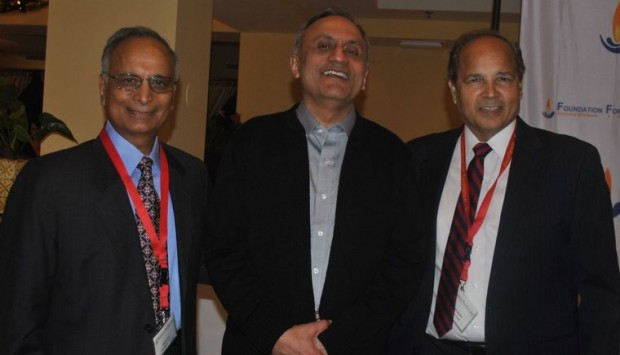 Manoj Bhargava at the Foundation For Excellence Gala