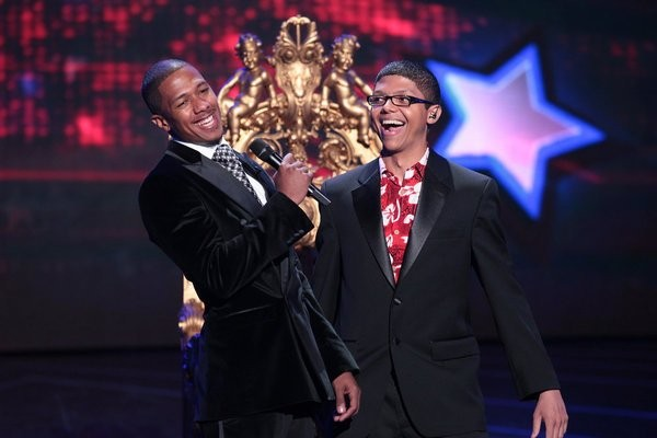 Nick Cannon And Tay Zonday