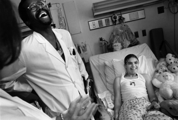 Ben Carson at Hospital