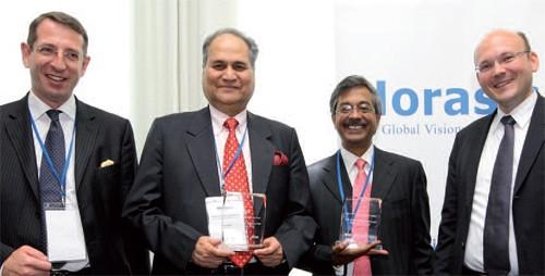 Rahul Bajaj And Pramod Bhasin