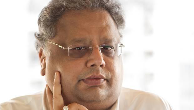 Investor and Trader Rakesh Jhunjhunwala