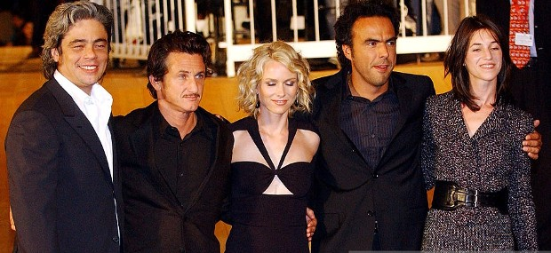 Alejandro González Iñárritu At The Promotion Of The Movie
