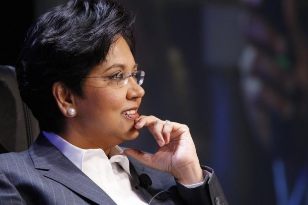 Nooyi In an interview at the Aspen Ideas Festival Monday
