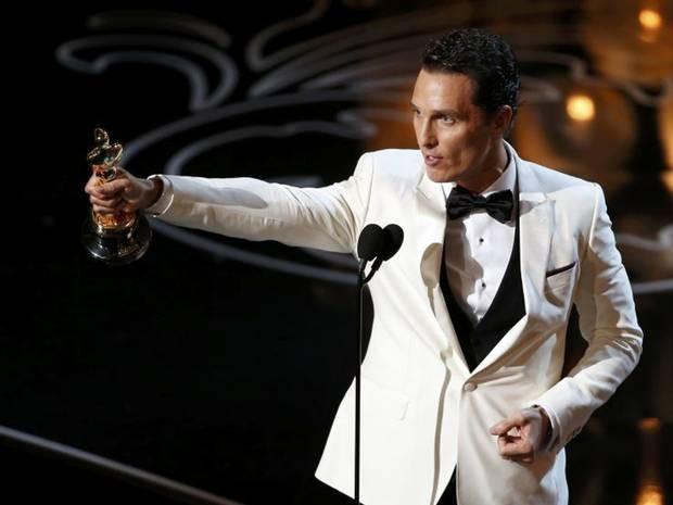 Best Actor Oscars 2014