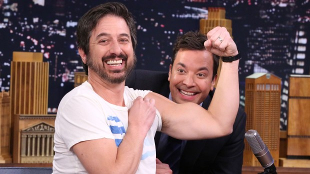 Ray Romano in 'Tonight Show' with Host Jimmy Fallon