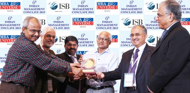 Dilip Shanghvi at 6th Indian Management Conclave 2015