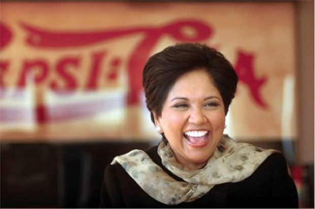 Krishnamurthy Nooyi of PepsiCo is a Symbolic Leader of Culture