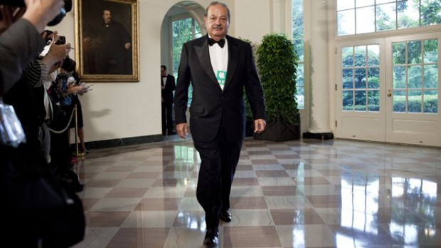 Carlos Slim at George Washington University