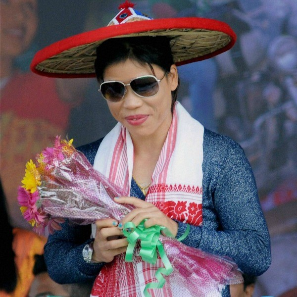 Mary kom Brand Ambassador of Northeast
