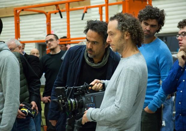Alejandro González Iñárritu In Birdman