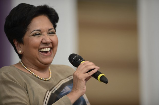 Indra Nooyi at Aspen Ideas Festival