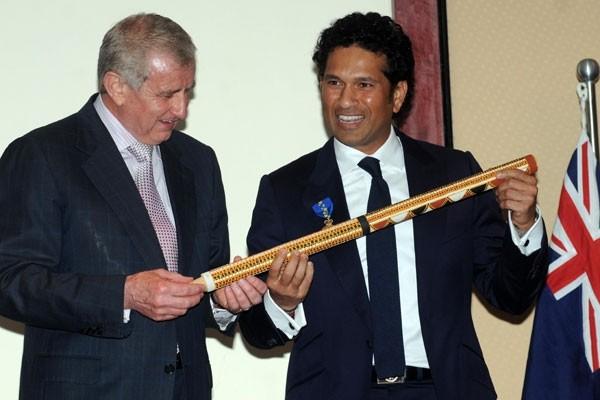 Sachin Tendulkar Honored By Australia