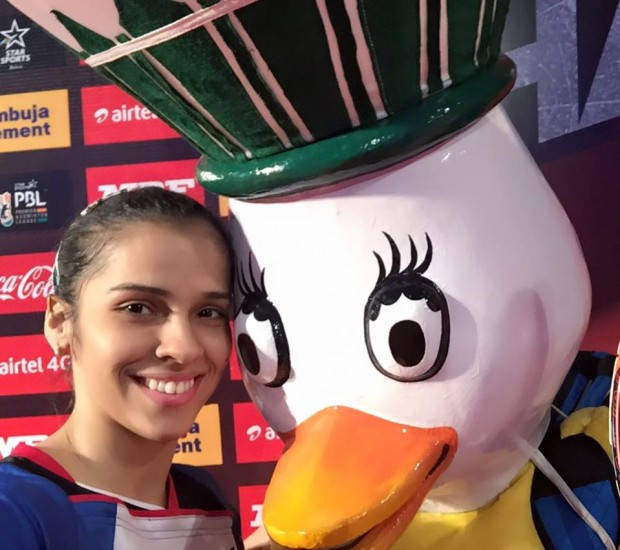 Saina at PBL