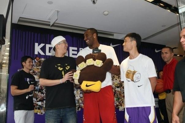 Kobe in Hong Kong