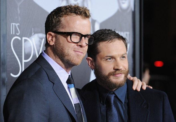 Tom Hardy With McG
