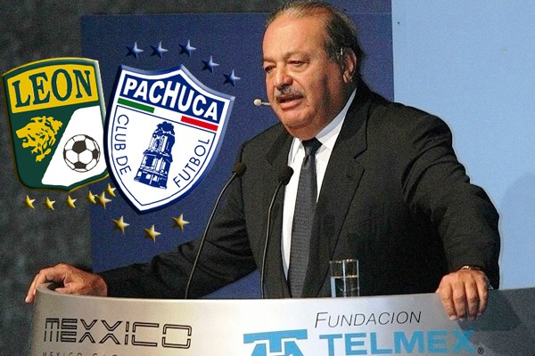Carlos announces the agreement for Pachuca and Club Leon