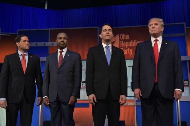 Ben Carson at Republican Presidential Primary Debate