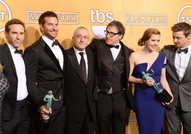Bradley Cooper at Screen Actor Guild Awards