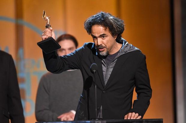 Alejandro González Iñárritu Film Independent Spirit Award